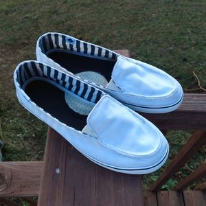 Sperry canvas slip of shoes size 6.5